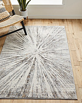 Abstract Shatter Rug