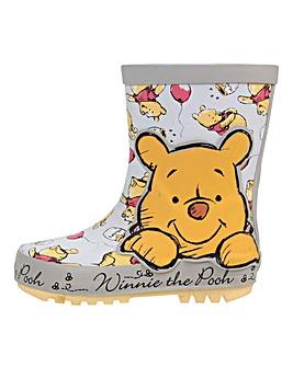 Winnie the Pooh Wellington