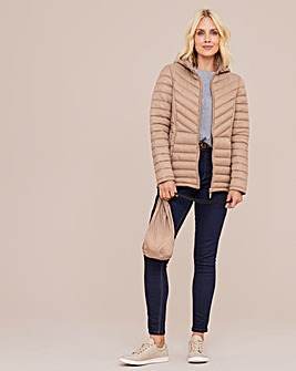 Julipa Hooded Jacket in Bag