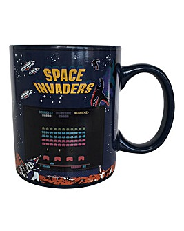 Space Invaders Mug