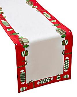 Christmas Treats Table Runner