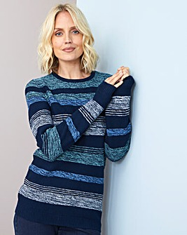 Julipa Casual Stripe Jumper