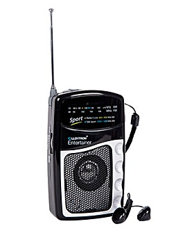 Entertainer 2 Band DC Personal Radio