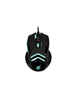 Arokh Gaming Mouse - Green