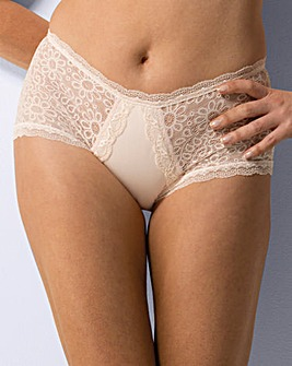 Confitex Boy Leg Lace Confidence Brief M