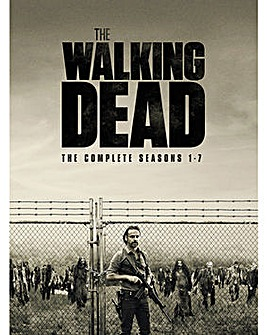 Walking Dead Season 1 to 7 DVD