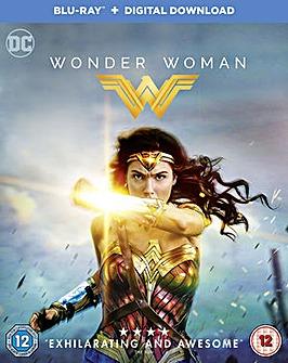 Wonder Woman Bluray