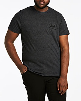 NYC Embroidered Logo T-shirt