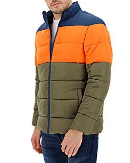 Multi Puffer Jacket
