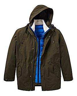3 in 1 Coat