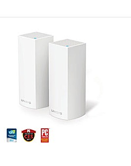 LINKSYS VELOP WHOLEHOME MESH WIFI 2PACK