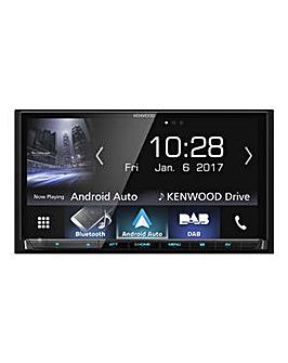 Kenwood DMX-7017DABS Car Stereo