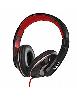 Akai Pro Series Over Ear Headphones