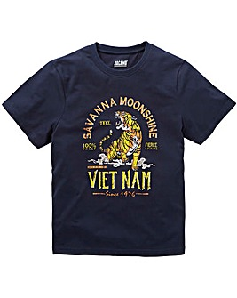 Vietnam Graphic T-Shirt