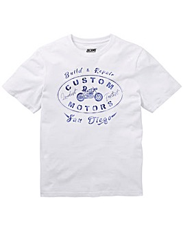 Custom Motors Graphic T-Shirt