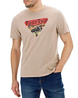 Roadtrip Graphic T-Shirt