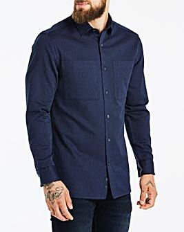 Jasper Conran Indigo Twill Shirt