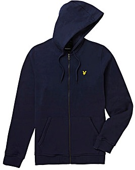 Lyle & Scott Zip Through Hoodie
