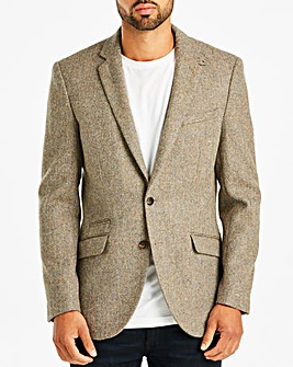 Hammond & Co Moon Herringbone Blazer