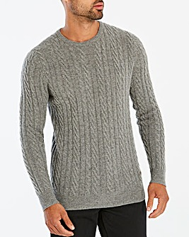 Hammond & Co Cable Crew Jumper