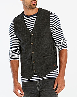 Hammond & Co Roll Edge Waistcoat
