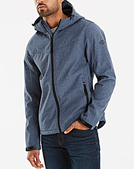 Mantaray Softshell Hooded Jacket