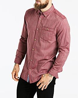 Mantaray Herringbone Shirt