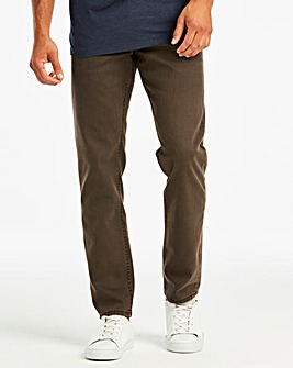 Mantaray Brown Jean
