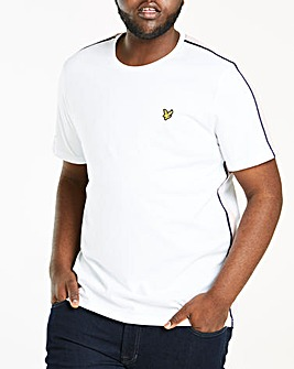Lyle & Scott Side Stripe T-shirt