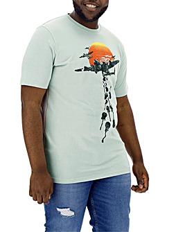 Joe Browns Droppin T-Shirt Long