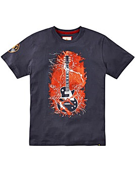 Joe Browns Guitar Bolt Tee Long