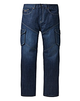 Voi Threads Cargo Jeans
