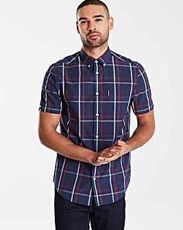 Ben Sherman SS Gingham Shirt Reg