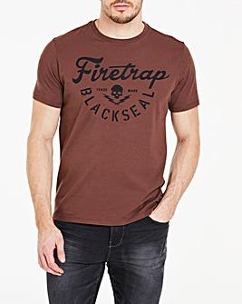 Firetrap Graph T-Shirt Reg