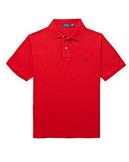 Polo Ralph Lauren Tall Basic Mesh Short Sleeve Polo