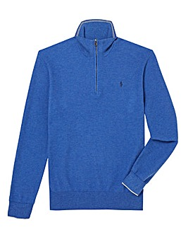 Polo Ralph Lauren Mighty Half Zip Knit