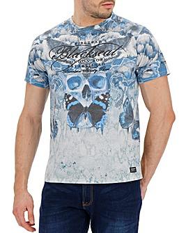 Firetrap Blackseal Silencio T-Shirt