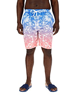 Firetrap Baroque Swim Short