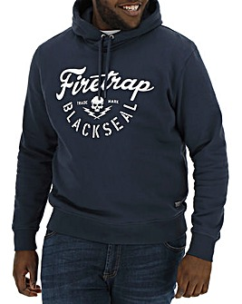 Firetrap Blackseal Graph Hoody