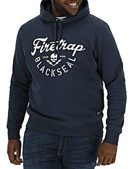 Firetrap Blackseal Graph Hoody