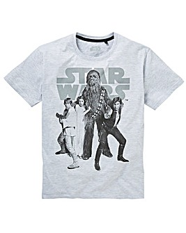 Star Wars Retro Rebels T-Shirt Long