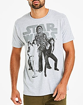 Star Wars Retro Rebels T-Shirt Long