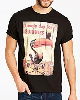 Guinness Print T-Shirt Long