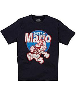 Super Mario Graphic T-Shirt Long
