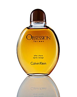 Calvin Klein Obsession For Men 125ml Aftershave