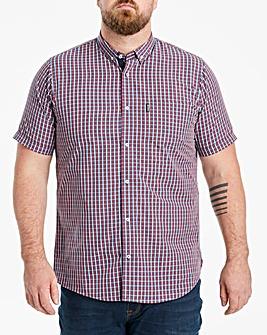 Lambretta MOD Check Shirt Regular