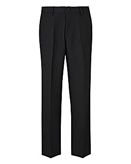 Farah Black Anti Stain Trouser 29in
