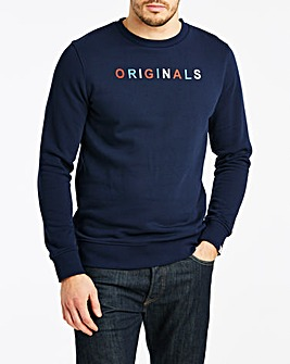 Jack & Jones Originals Multi Colour Sweat