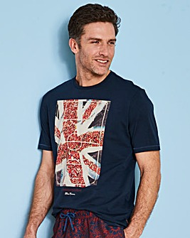 Ben Sherman Jack Fans T-Shirt Regular