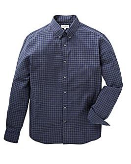 J by Jasper Conran Marl Grid Check Shirt